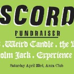 Discorder Fundraiser April 2016