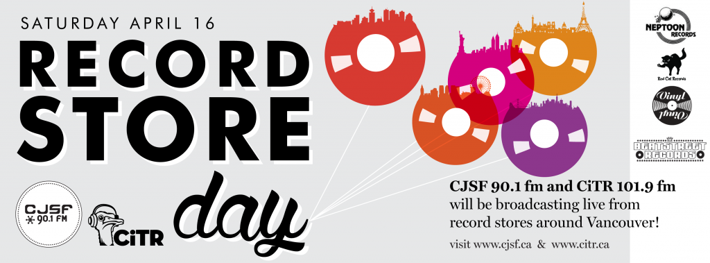 cjsf - banner record store day - apr 3