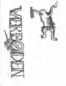Verboden Festival    Illustration by Tara Bigdeli for Discorder Magazine