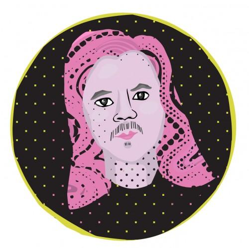 Kim Gray    Illustration by Eugenia Viti for Discorder Magazine