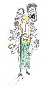 Amy Shostak || Illustration by Ewan Thompson for Discorder Magazine