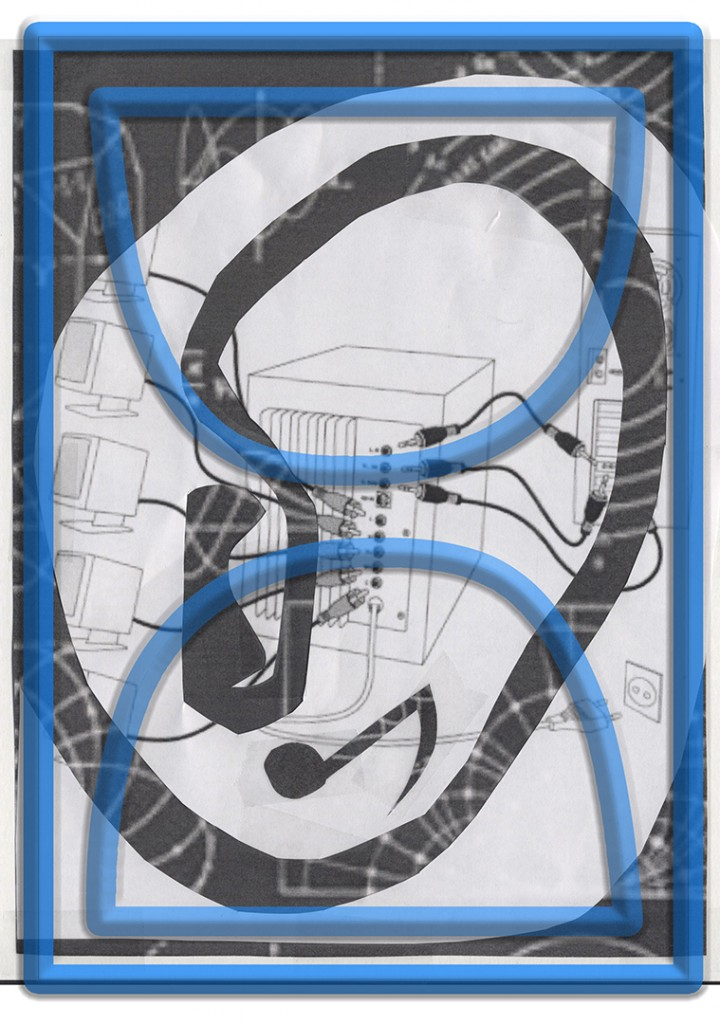 A Discorder Art Project by Gabi Dao & Ellis Sam