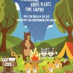 Girls Rock Camp June 25 Benefit