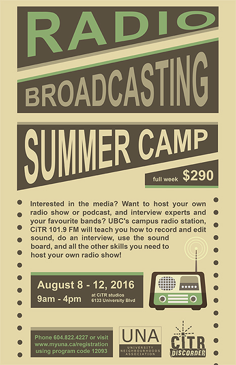 citr-radio-broadcasting-camp-2016-poster