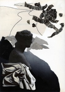 Tempest    Illustration by Emma Potter for Discorder Magazine