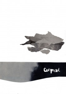 Tempest || Illustration by Emma Potter for Discorder Magazine