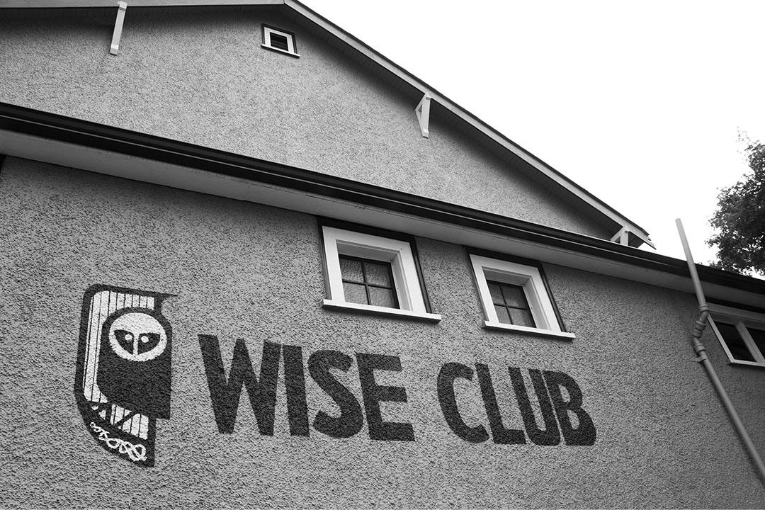 WISE Hall | Photo by Sara Baar for Discorder Magazine