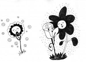 Sophie Buddle || Illustration by Marita Michaelis for Discorder Magazine