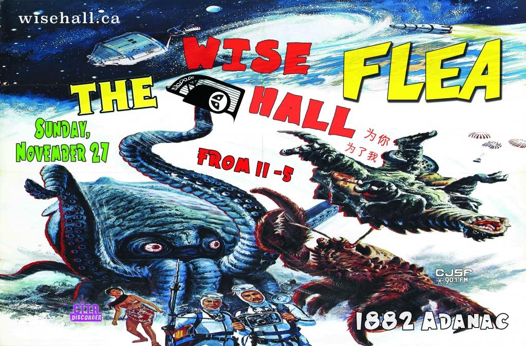 November Flea Small
