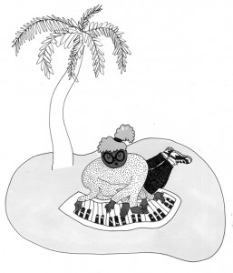 Granville Island 2040 || Illustration by Marita Michaelis for Discorder Magazine