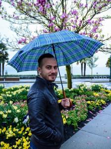 Ahmad Danny Ramadan | Photo by Jen Van Houten for Discorder Magazine