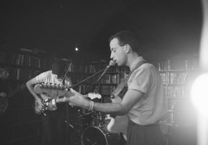 Mauno at Nite Owl|| Sled Island 2017 photography by Pat Valade for Discorder Magazine