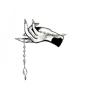 Prado || Illustration by Janee Auger for Discorder Magazine