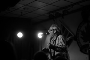 Mike Watt + The Missingmen at the Legion|| Sled Island 2017 photography by Pat Valade for Discorder Magazine