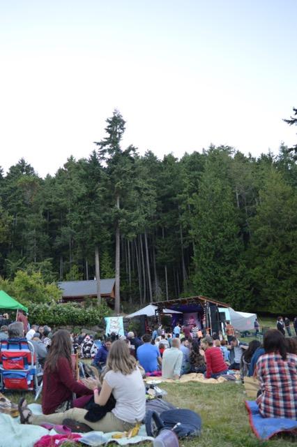 What a festival looks like