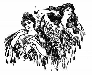 Ora Cogan    Illustration by Janee Auger for Discorder Magazine
