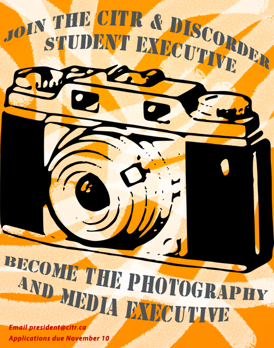 Poster for Photography Exec ption 2