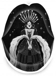 Vancity Kweens || Illustration by Sitji Chou for Discorder Magazine