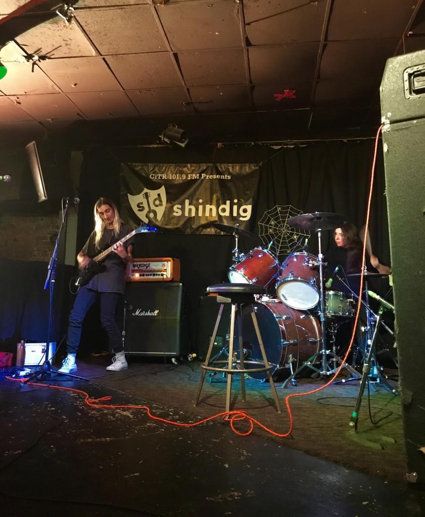 Basic Instinct at Shindig 34 Night #2 // Photo courtesy of Sydney Ball
