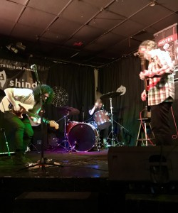 Sissy Heathens at Shindig 34 Night #2 // Photo courtesy of Sydney Ball