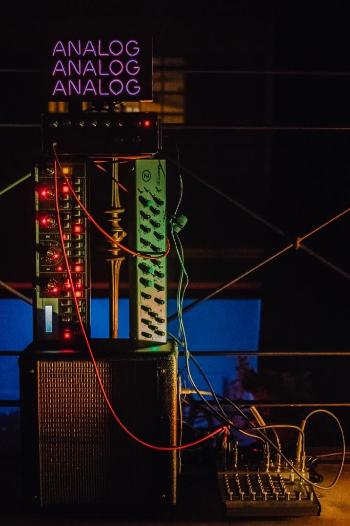 Tidal ~ Signal II at Vancouver Art & Leisure (494 Railway Avenue, Vancouver)