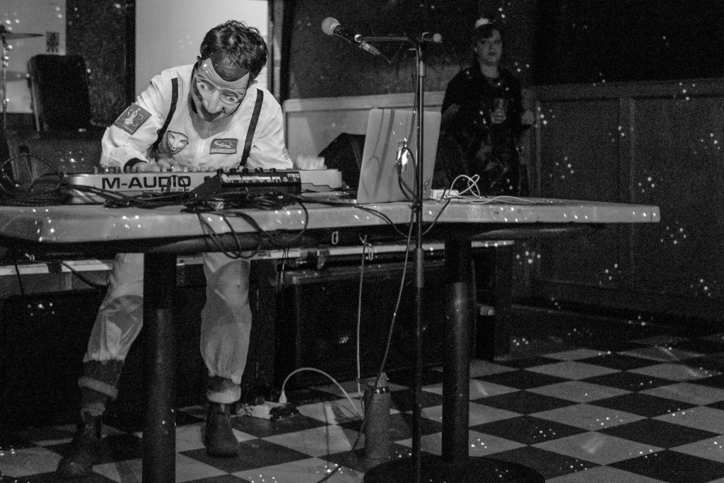 Art rock? no. 25 at The Astoria, Vancouver, November 21, 2017