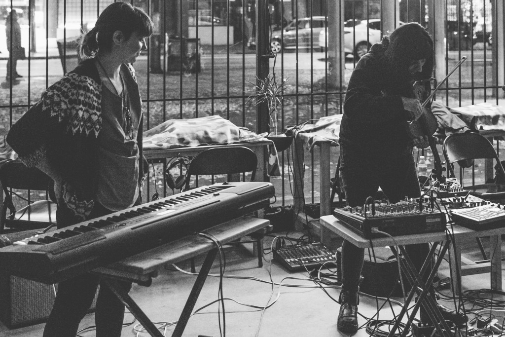 A Night of Experimental Music presented by Vancouver Noise Fest at Selectors' Records
