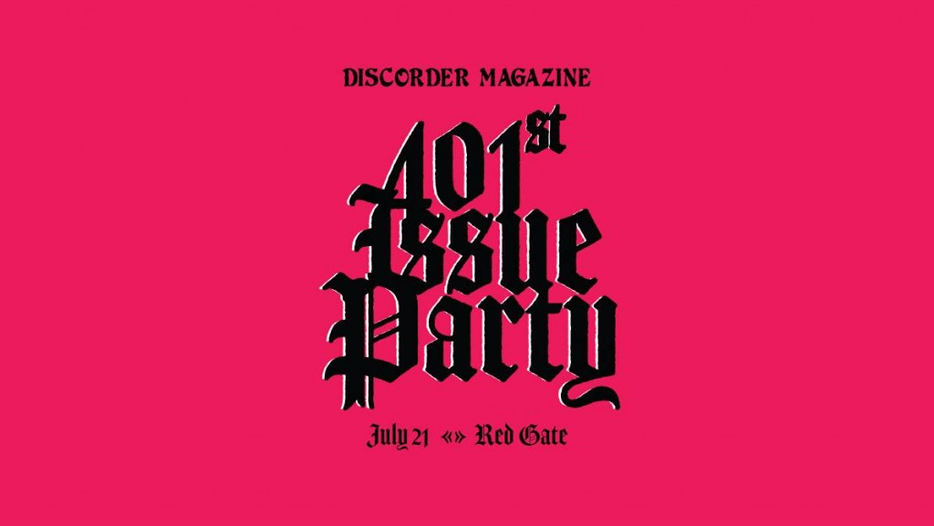 401 issue party
