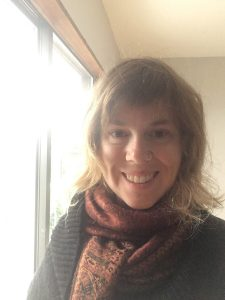 selfie image of Aimee Louw